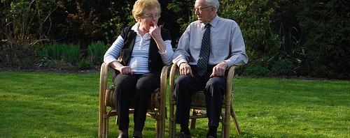 Beziehungen im Alter