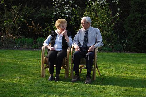 Beziehungen im Alter - Beziehung Ratgeber